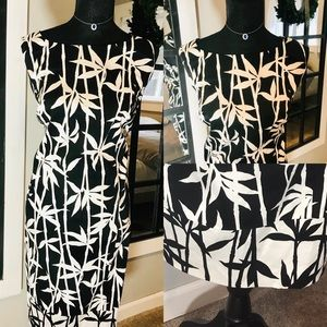 Gorgeous bamboo dress